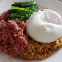 InTerNet (Indomie Telor Kornet)