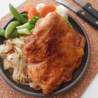 Chicken Steak Hot Plate