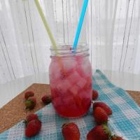 Es Selasih/Basil seed drink