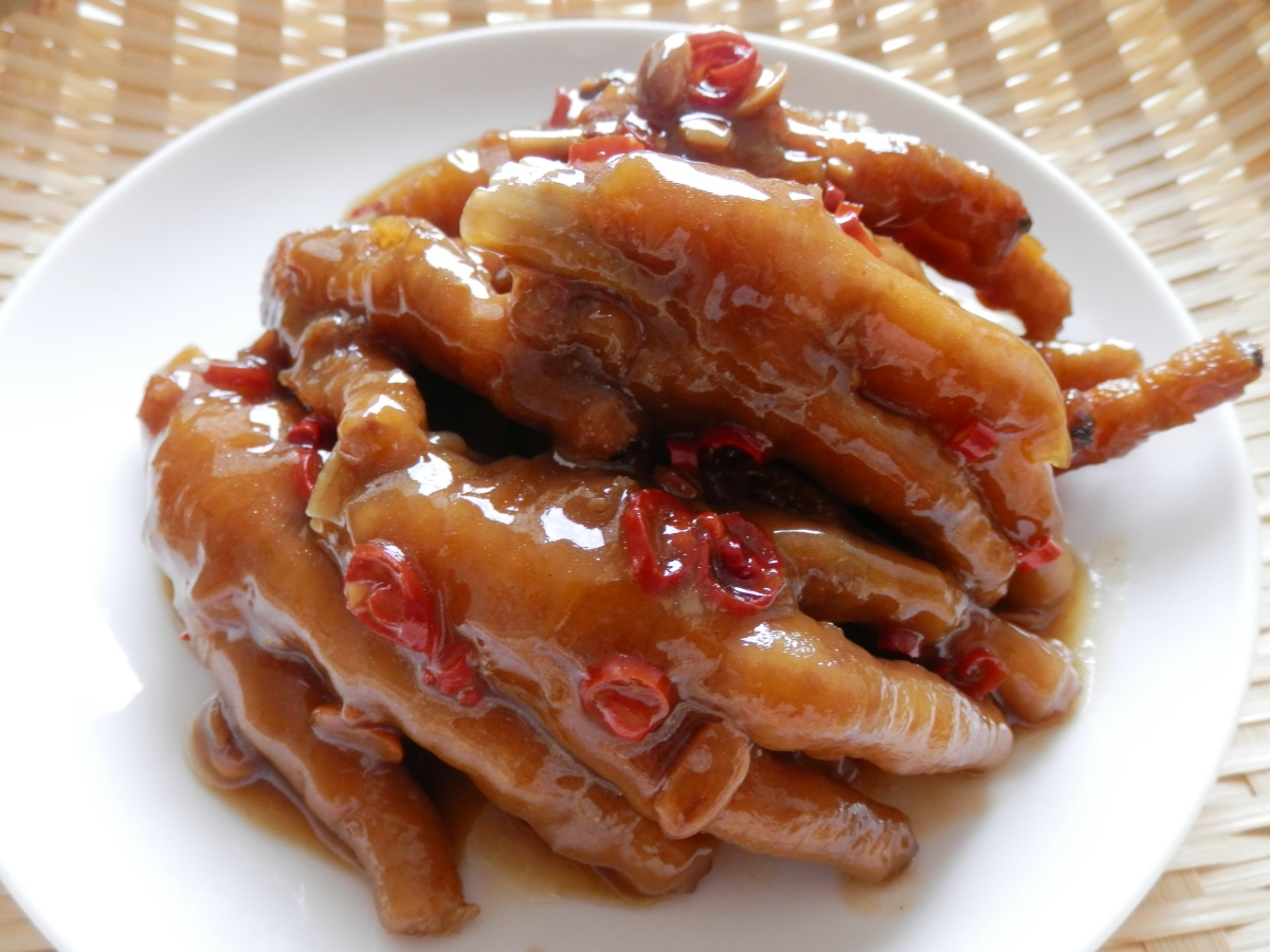 Chicken Feet Dimsum