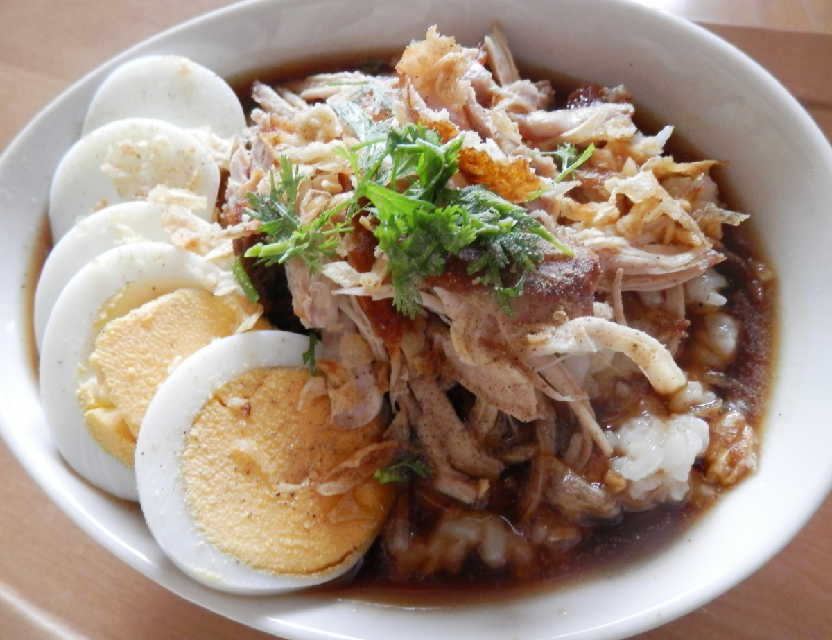 Sukabumi Rice Congee