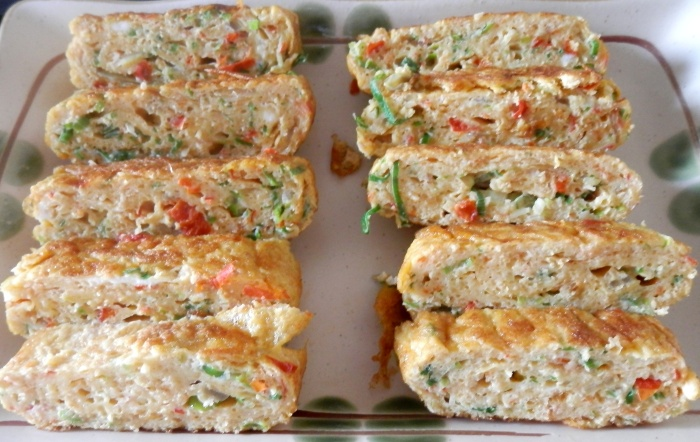 Padang Fried Omellete