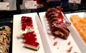 teatro cake selection