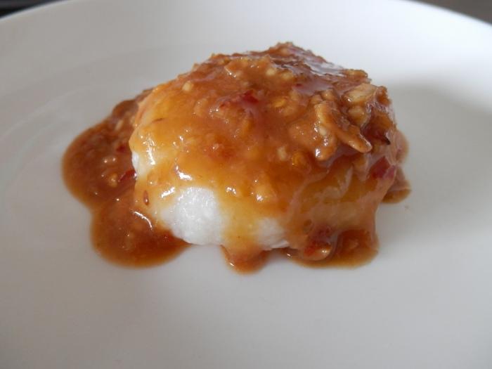 Ketan Bakar sauce tauco
