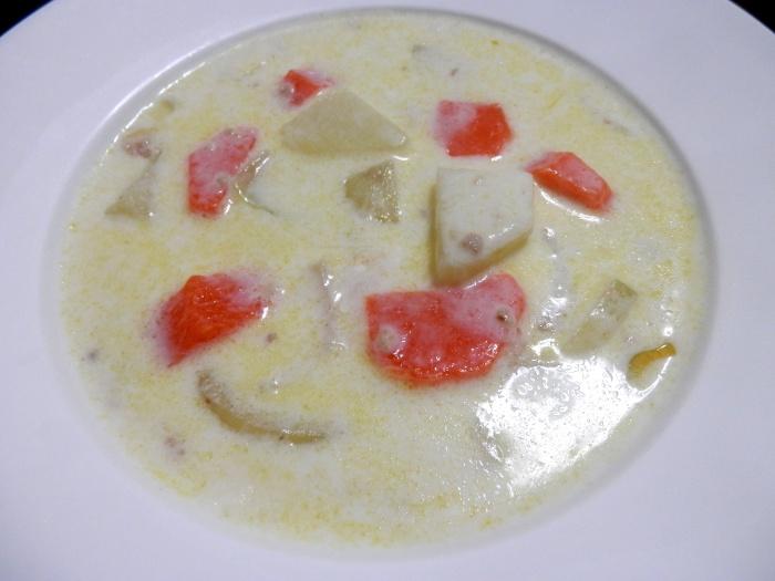 Milk Stew Recipe