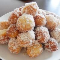 Cinnamon Munchkins