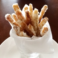 Fried Gobo Stick