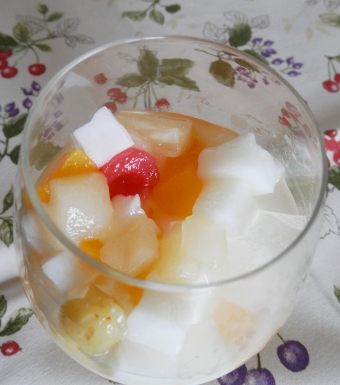 Almond Pudding Cocktail