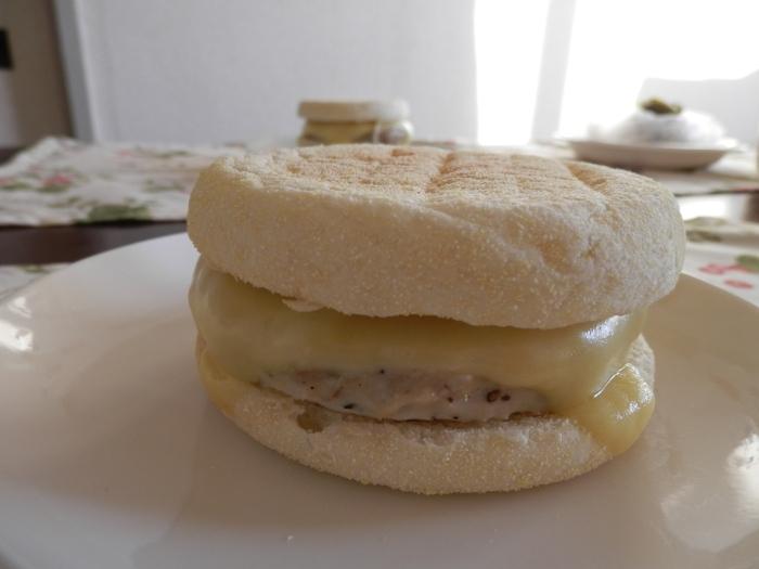 sausage mc muffin