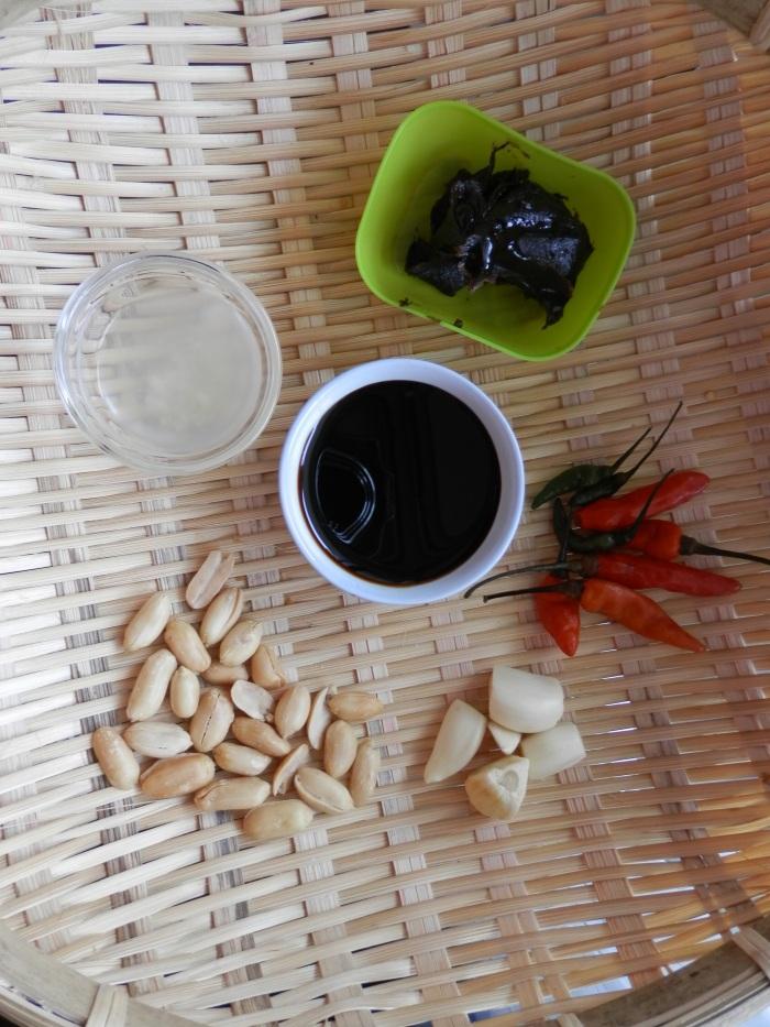 Sambal Petis Ingredients