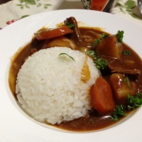 Demi Glace Based Beef Stew