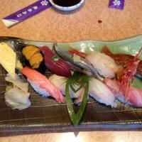 Kameki Sushi Japan