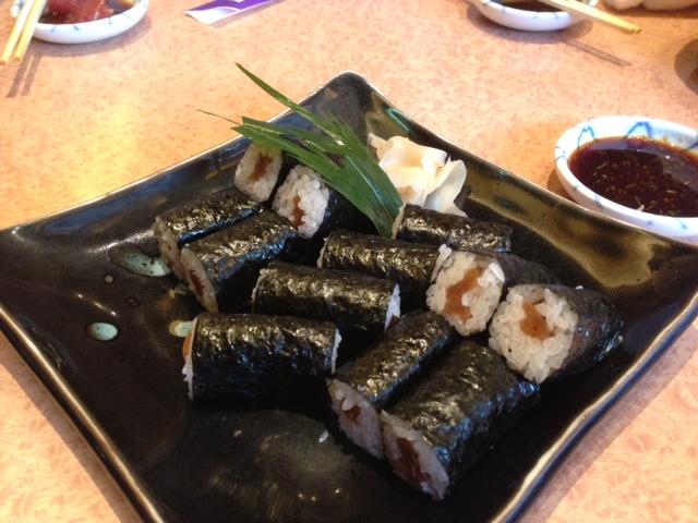 kanpyo sushi