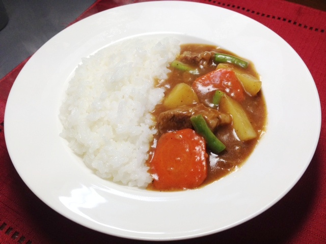 Japanese Roux Curry