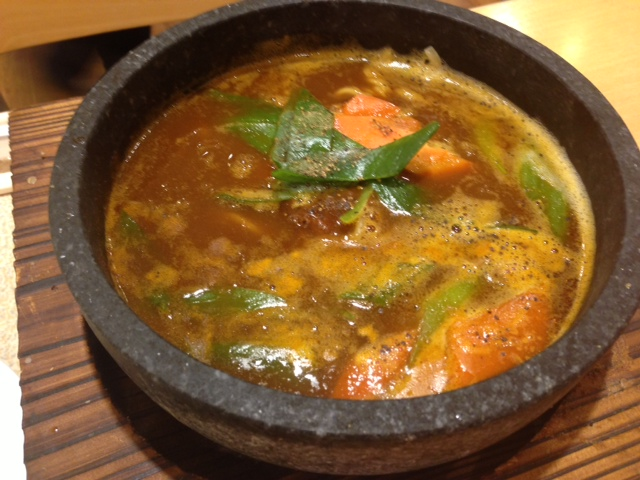 curry hot pot